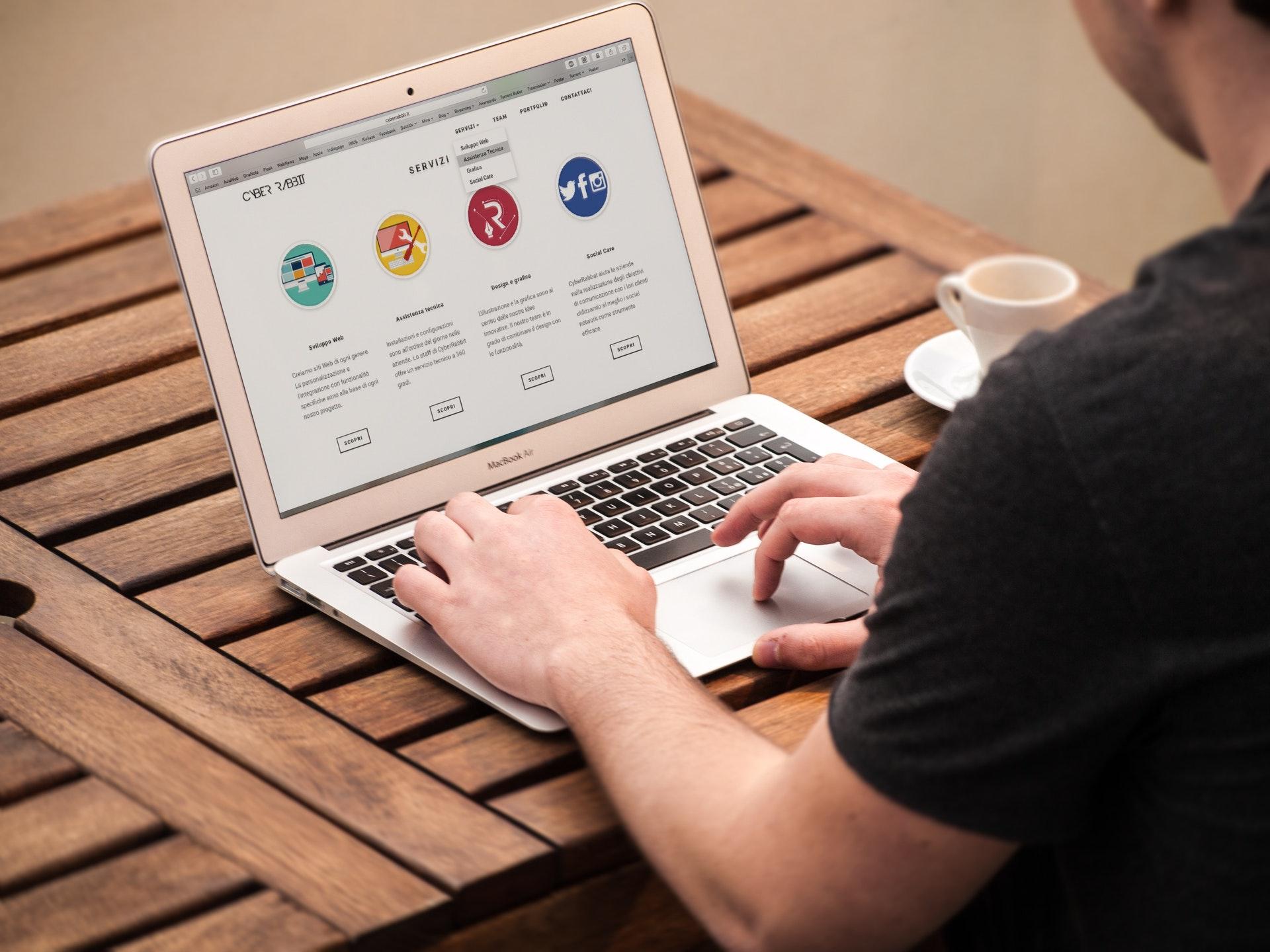 Por que é importante ter um site?